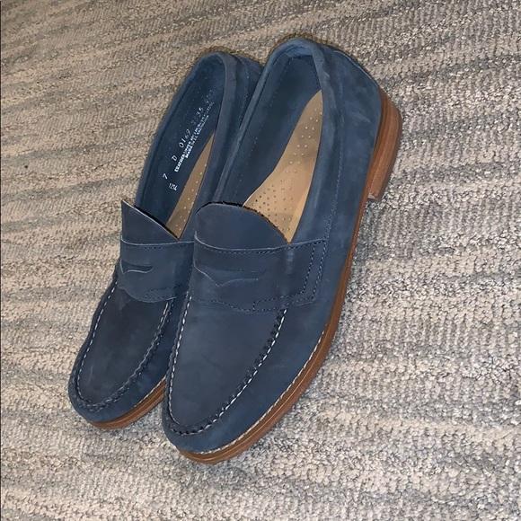 G.H. Bass \u0026 Co. Shoes | Blue Suede Bass